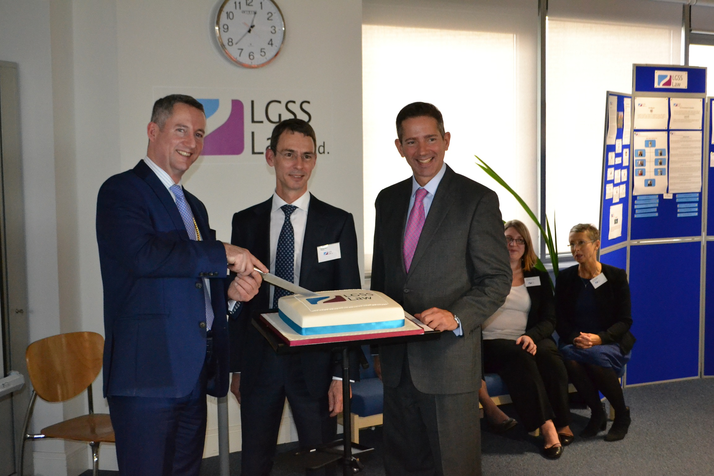 Formal Launch of the new headquarters for LGSS Law Ltd